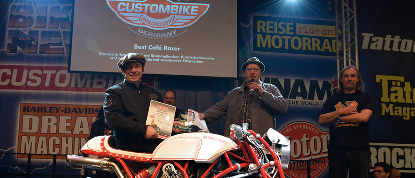 Custombike-show 2012
