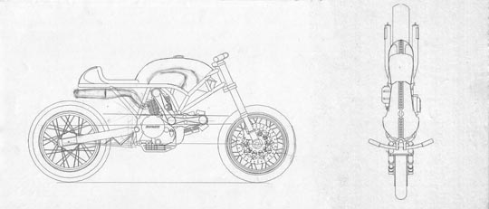 ONE DUCATI STORY